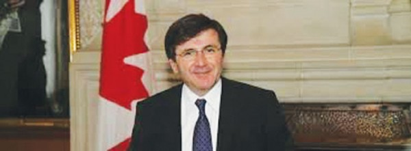Richmond Hill MP Costas Menegakis