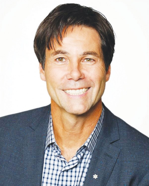 Dr. Eric Hoskins,  Ontario's new Minister of Health