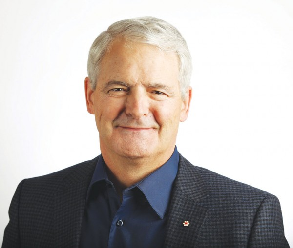 Marc Garneau Liberal Critic for Foreign Affairs and Francophonie