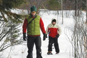 Ontario parks offer winter camping