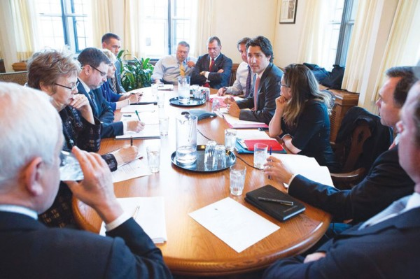 Liberals have unveiled their Economic Council of Advisors