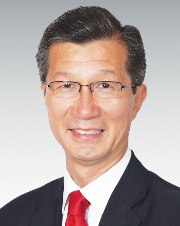 Michael Chan, Ontario's Minister of Citizenship, Immigration and International Trade