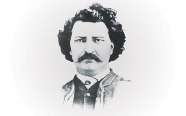 Louis David Riel was a Canadian politician, a founder of the province of Manitoba, and political and spiritual leader of the Metis people of the Canadian prairies. He led two resistance movements against the Canadian government and its first post-Confederation prime minister, Sir John A. Macdonald. Riel sought to preserve Métis rights and culture as their homelands in the Northwest came progressively under the Canadian sphere of influence. He is regarded by many today as a Canadian folk hero.