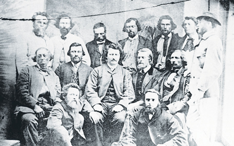 The Metis provincial government.