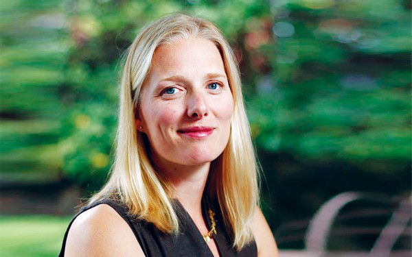 Catherine McKenna Federal Liberal candidate for the riding of Ottawa Centre