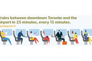 Union Pearson Express to launch June 6