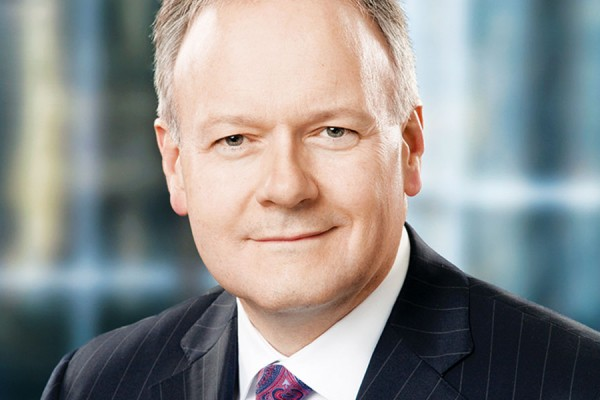 Stephen S. Poloz, current Governor of the Bank of Canada