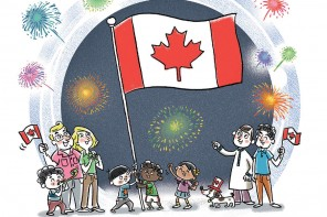 'I Love Canada' Celebration inspires newcomers and all Canadians to express their love for Canada