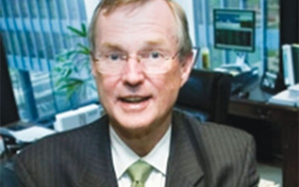 Ed Clark is the former President and CEO of TD Bank Group