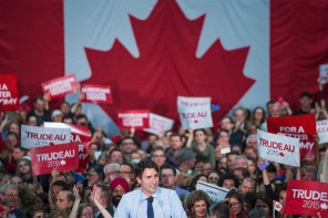 Embarrassment of riches: plenty of cabinet material in Trudeau's new caucus