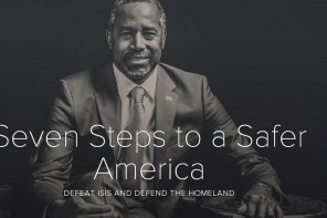 Ben Carson calls for US troops on Canadian border