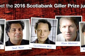Scotiabank Giller Prize selects jury, includes 'Book of Negroes' author