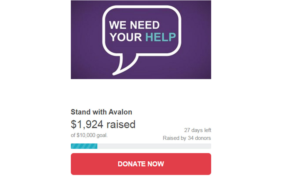 Avalon Sexual Assault Centre, in Halifax, has become the first in Canada to crowdfund online, saying a string of high-profile cases has tripled wait times for some services.