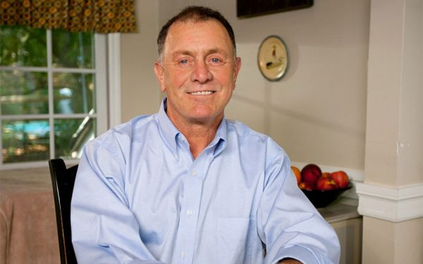 "Republican lawmaker Richard Hanna has served as a US Representative from New York since 2011. On August 2, 2016, Hanna became the first sitting Republican member of Congress to cross party lines and endorse Hillary Clinton for president over Donald Trump ahead of the 2016 presidential elections, referring to the Republican nominee as ""a national embarrassment."" (Photo: Twitter)"