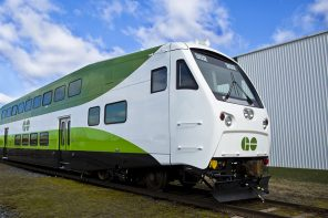 Bombardier gets $428 million order for GO Transit rail cars built in Ontario