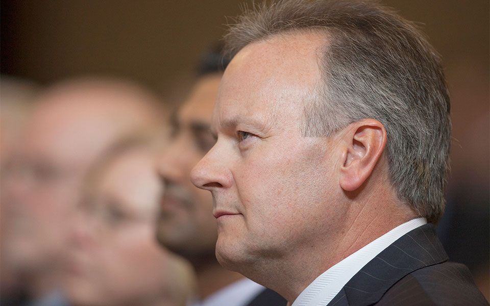 The Governor of the Bank of Canada, Stephen Poloz. (Photo: Flickr – BoC)