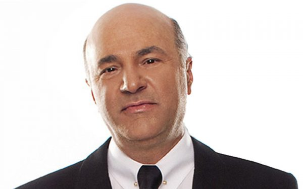 Canadian celebrity businessman Kevin O'Leary.