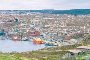 Welcome to the Rock: St. John's Canada's most open city