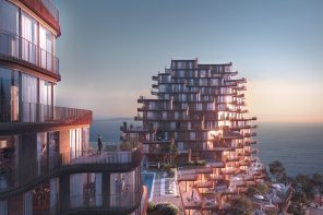 Hines and Tridel announce Aqualuna, the final phase of Bayside Toronto
