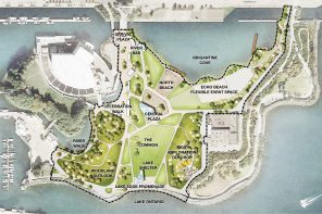 Waterfront park coming to Ontario Place