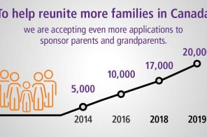 Preparing for 2019 Parent and Grandparent Sponsorship Applications