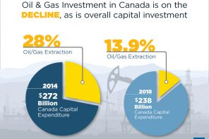 Investment in the Canadian and U.S. Oil and Gas Sectors: A Tale of Diverging Fortunes
